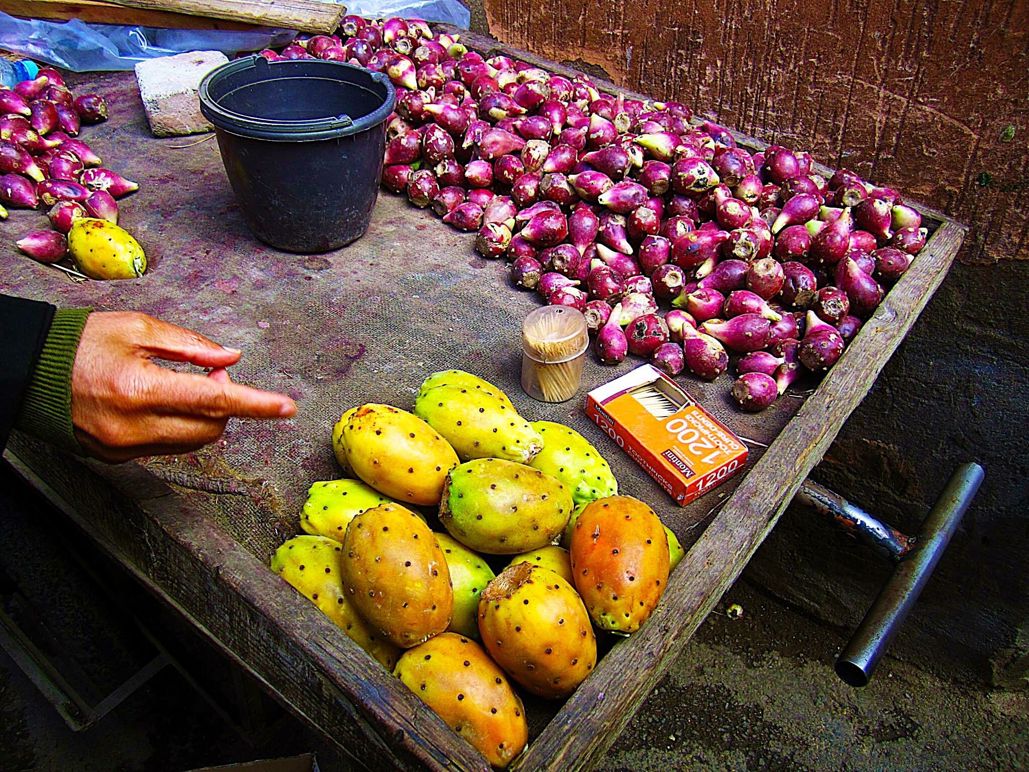 A Pinch of This - Morocco Travels - Fruits