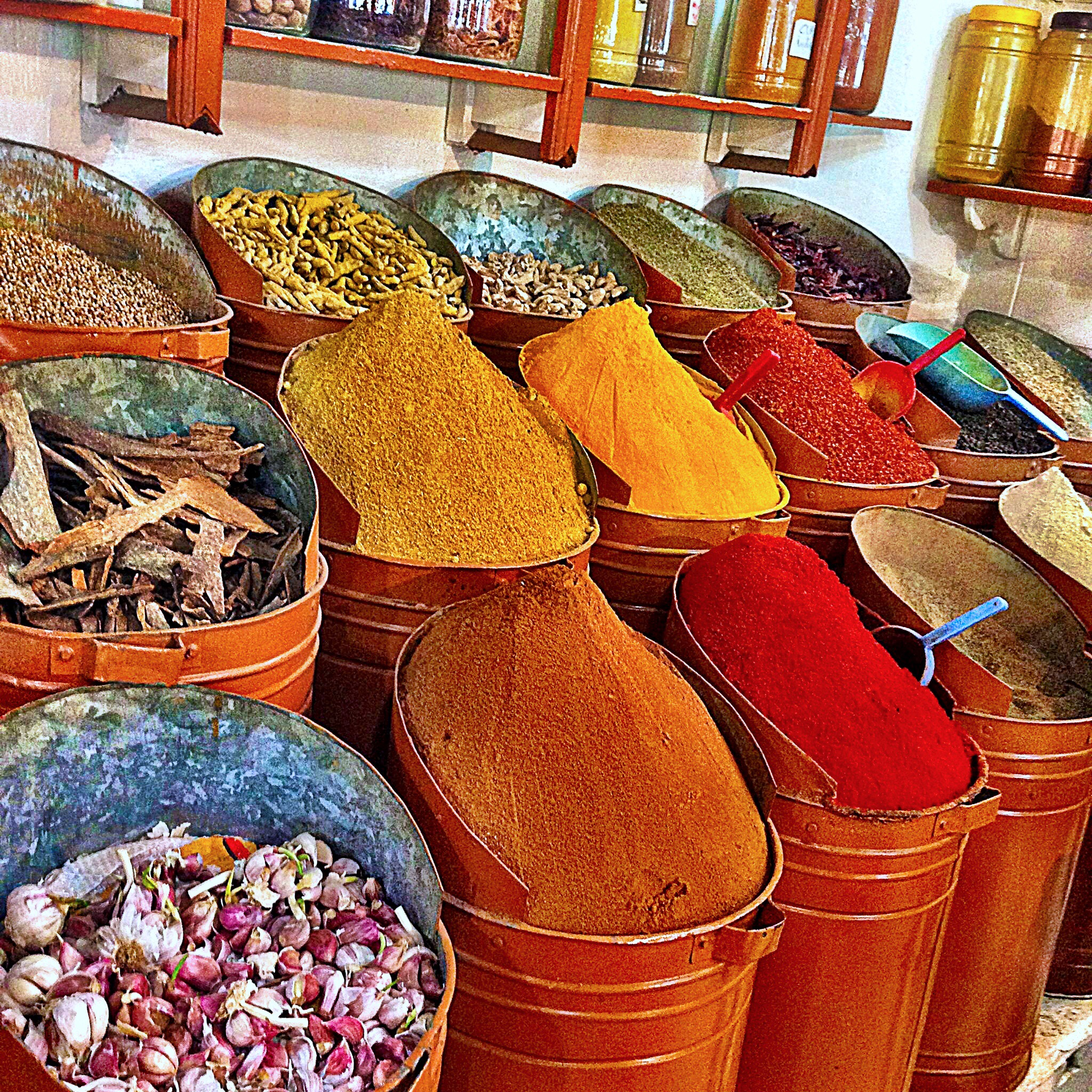 A Pinch of This - Morocco Travels - Spices