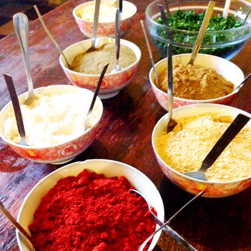 Cooking class - morocco