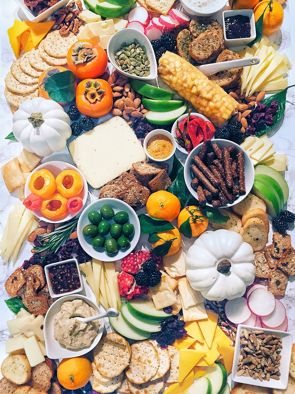 Cheese Board | A Pinch of This | Healthy Washington D.C. Catering