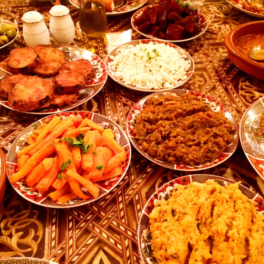 Fez, Morocco - Home hosted dinner - Moroccan Feast